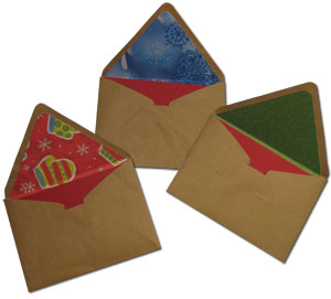 Homemade Envelopes