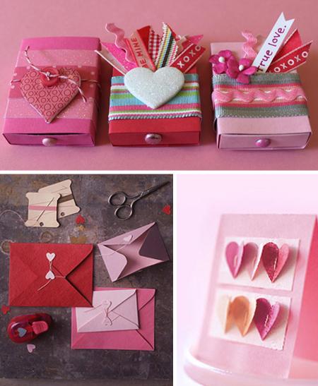 Handmade Valentines