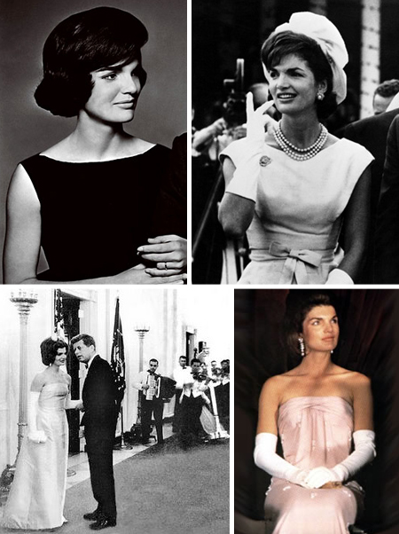 Fashion Icon: Jacqueline Kennedy Onassis