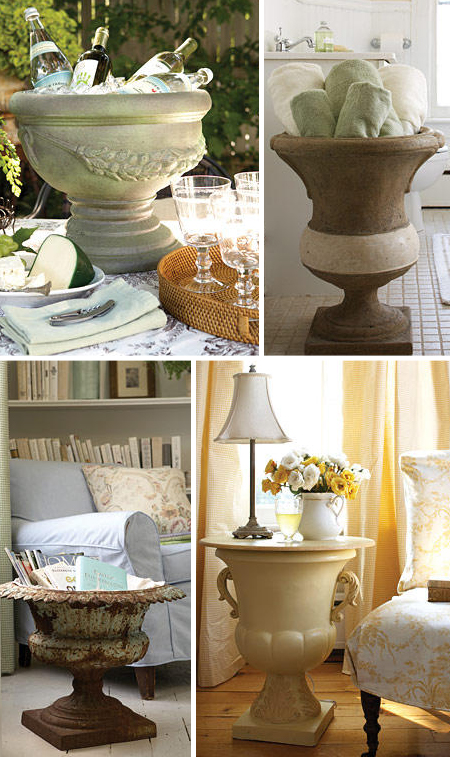 Repurposed Urns