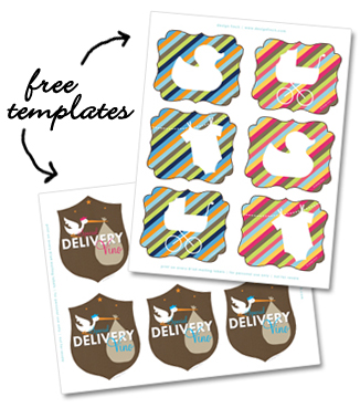 Free Baby Label Templates
