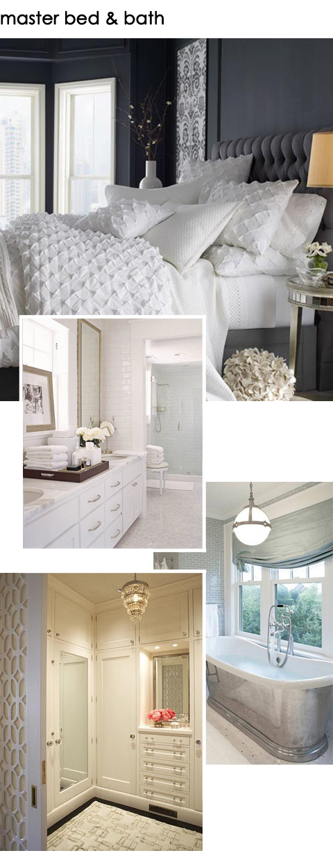 My Style: Master Bed & Bath