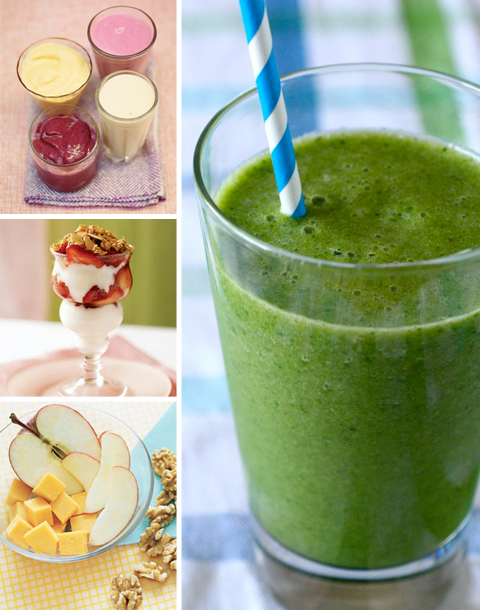 Healthy On-the-Go Breakfast Recipes