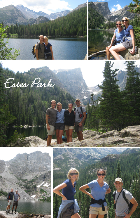 Summer Vacation in Estes Park, Colorado