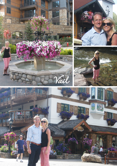 Summer Vacation in Vail, Colorado