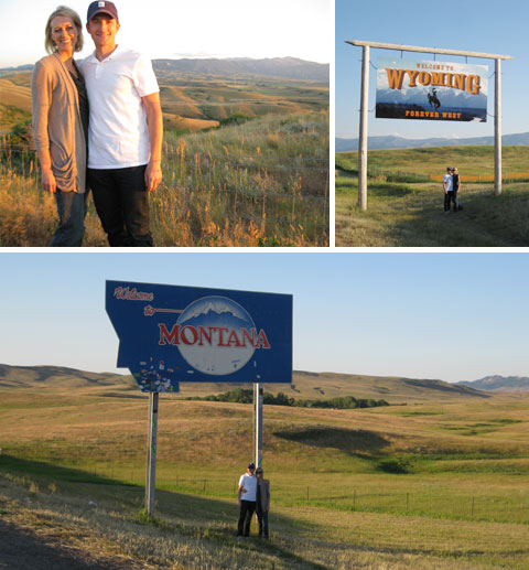 Wyoming & Montana – June 2012