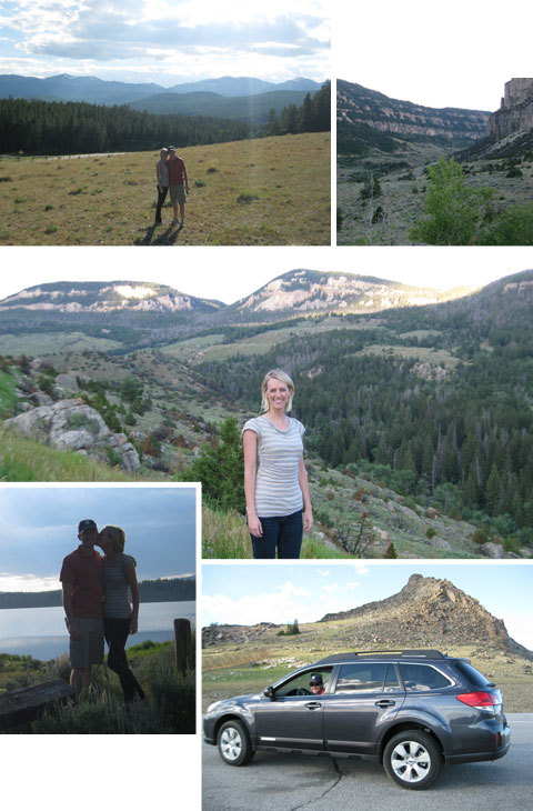 Big Horn National Forest, Wyoming