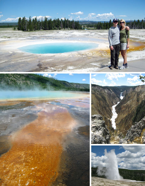 Yellowstone – Natural Wonders