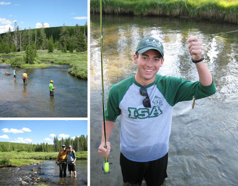 Yellowstone – Fly Fishing