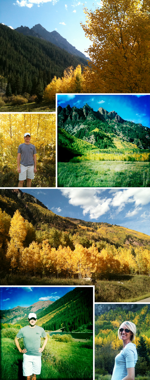 Maroon Bells – Fall 2012
