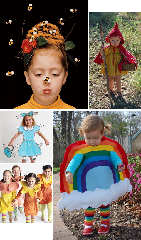 Handmade halloween 30 diy costumes for kids design finch for Diy halloween costume ideas for kids