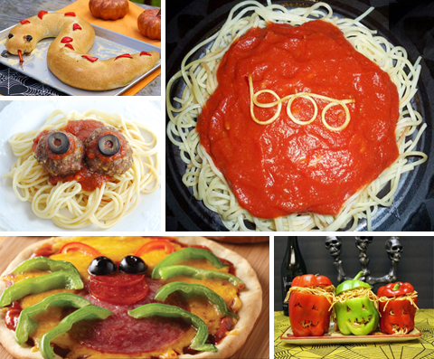 Creative Halloween Dinner Ideas