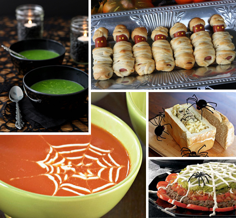 Fun Halloween Meals