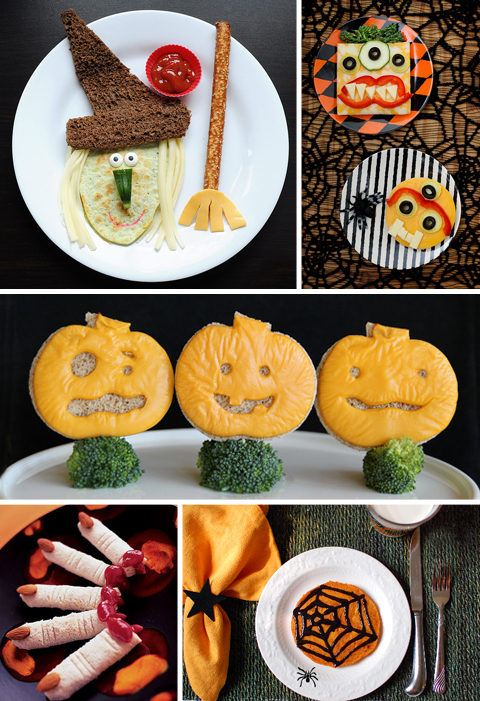 Cute Halloween Food for Kids