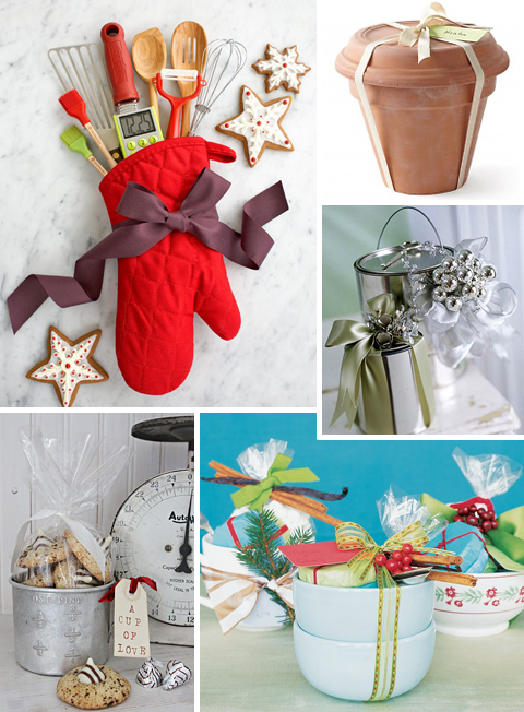 Practical Gift Containers
