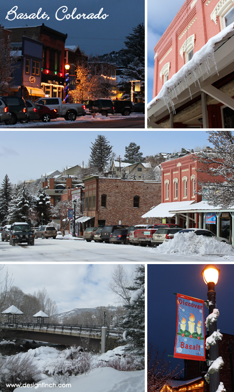 Downtown Basalt, CO