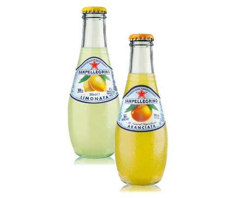 San Pellegrino Sparkling Fruit Beverages
