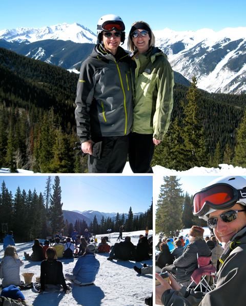 Easter Church Service on Aspen Mountain