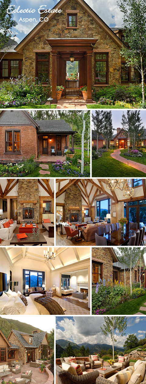Eclectic Estate – Aspen, CO