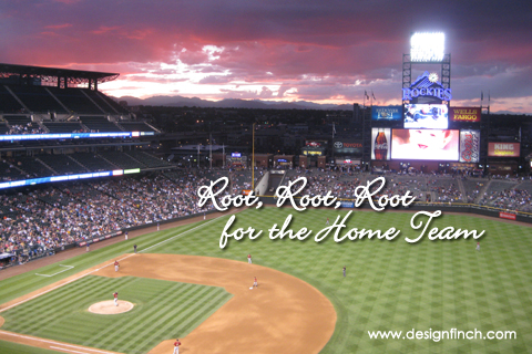 Celebrate Earth Day: Root for the Home Team
