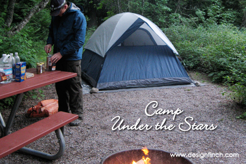 Celebrate Earth Day: Camp Under the Stars