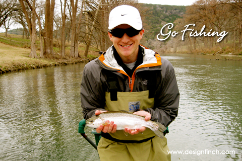 Celebrate Earth Day: Go Fishing
