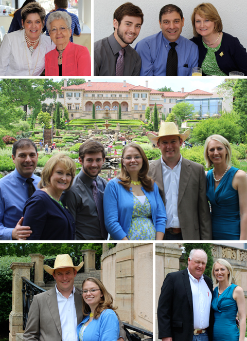 Graduation Brunch at Philbrook