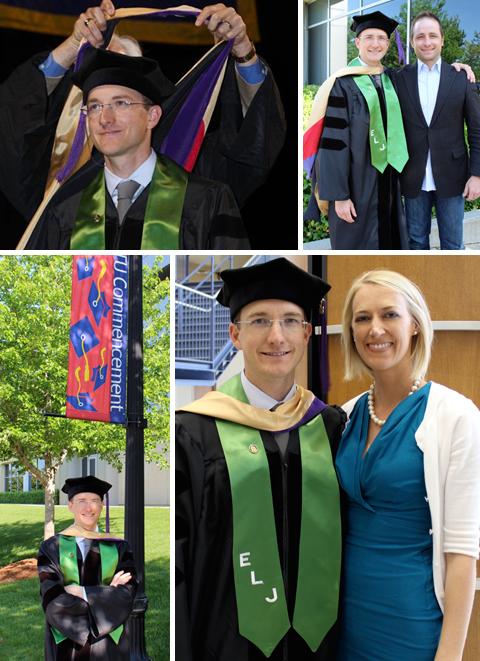 Law School Graduation Ceremony