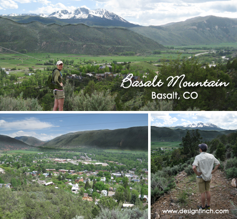Hiking Basalt Mountain – Basalt, CO