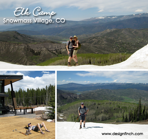 Hiking to Elk Camp – Snowmass Village, CO