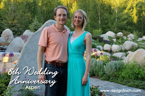 Eighth Wedding Anniversary – Aspen, CO