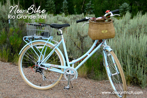 New Bike – Rio Grande Trail