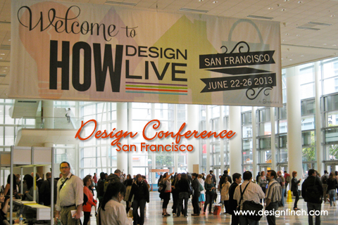 HOW Design Conference – San Francisco, CA