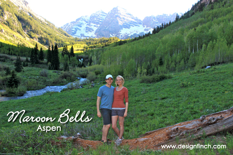 Maroon Bells – Aspen, CO