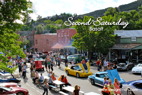 Second Saturday in Basalt