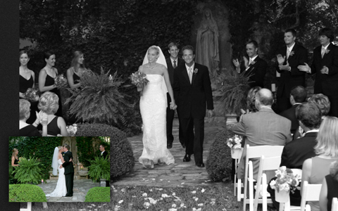 Our Wedding – June 11, 2005