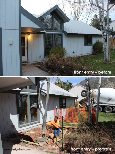 Home Remodel – Garage Before and After