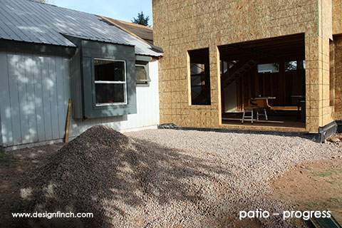 Home Remodel – Patio Progress
