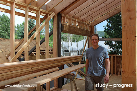 Home Remodel – Study Construction Progress